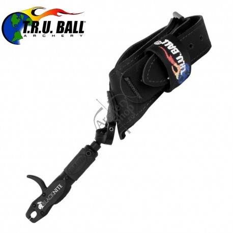 TRUBALL RELEASE BLACKNITE  INDEX FINGER BUCKLE STRAP