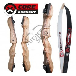 CORE VERVE BLACK & WHITE ARC RECURVE COPII SI JR
