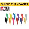 BOHNING X SHIELD VANES 1.5 INCH