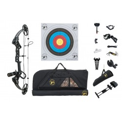 TOPOINT M1 DELUXE ARC COMPOUND KIT READY TO SHOOT